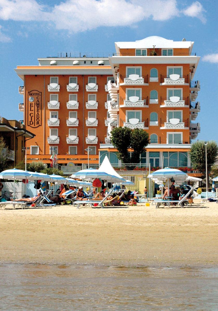 Adria_Rimini Hotel El Cid + Campeador