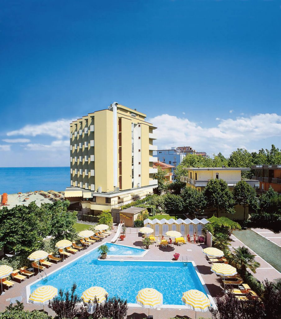 Adria_Rimini Hotel Colorado