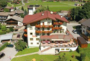 Almabtrieb Mayrhofen Hotel