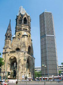 Berlin Kaiser Wilhelm Kirche