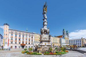 Donau-Moldau Linz