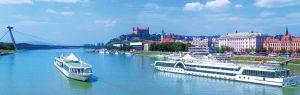 Donaukreuzfahrt Bratislava