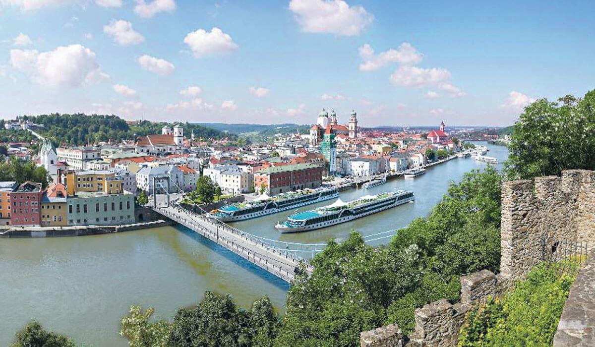 Donaukreuzfahrt Passau