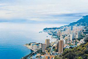 Ligurien Monaco