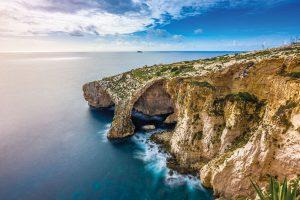 Malta BlaueGrotte