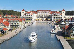 Mecklenburger Seenplatte Hotel