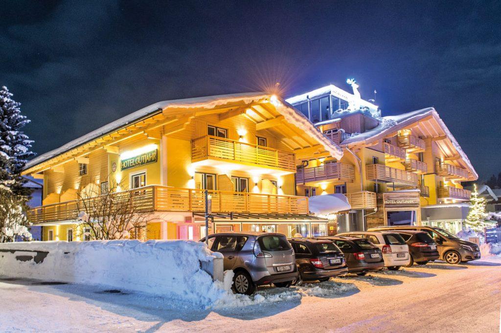 Nikolausreise Lammertal Hotel