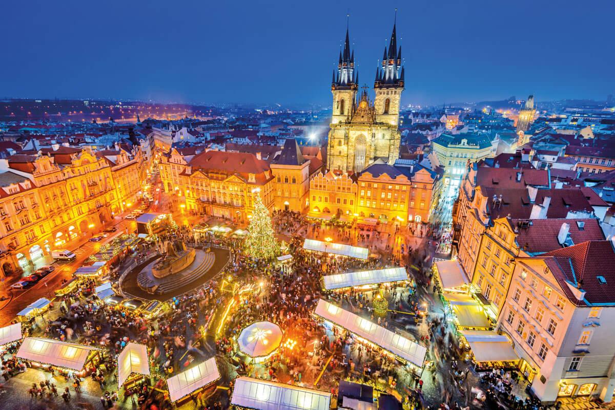 Prag Advent Weihnachtsmarkt