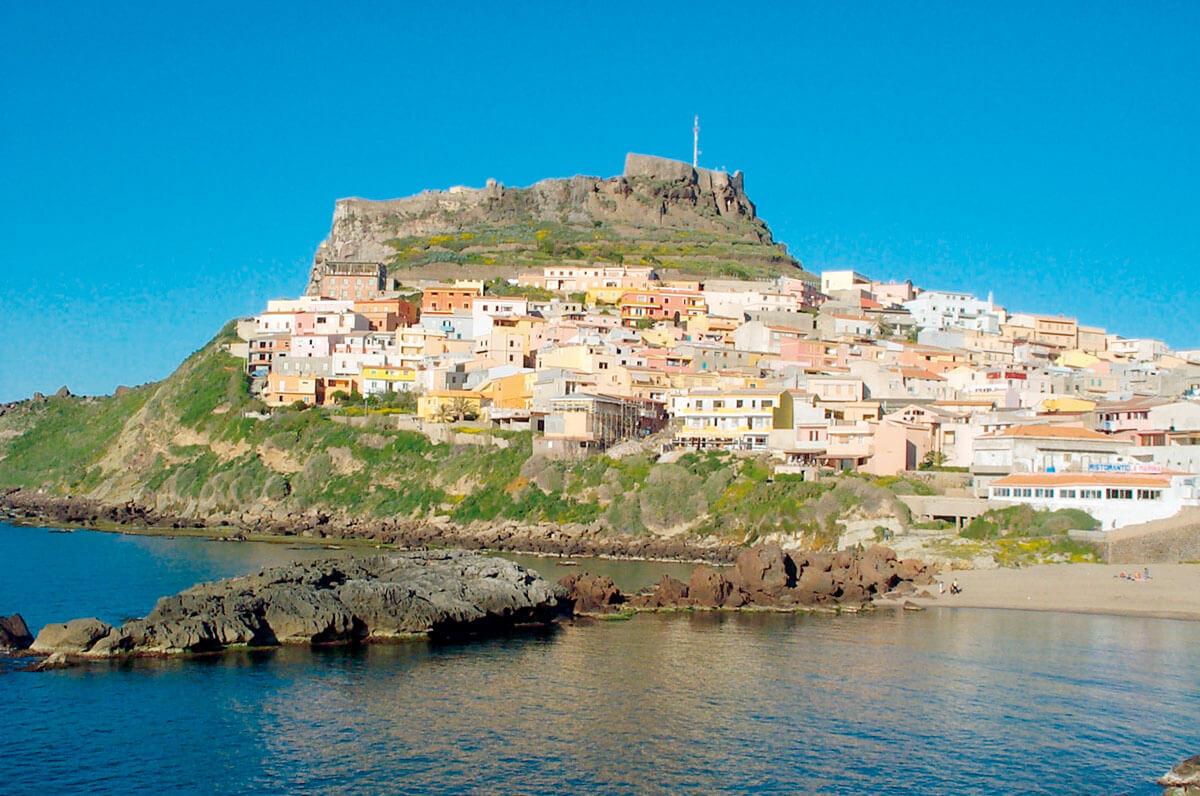 Sardinien Castelsardo