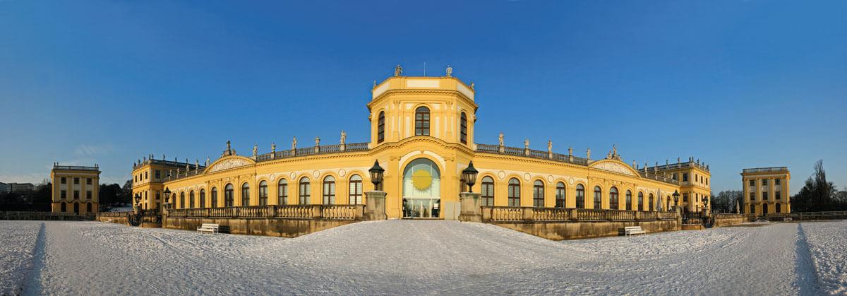 Silvester Kassel Orangerie