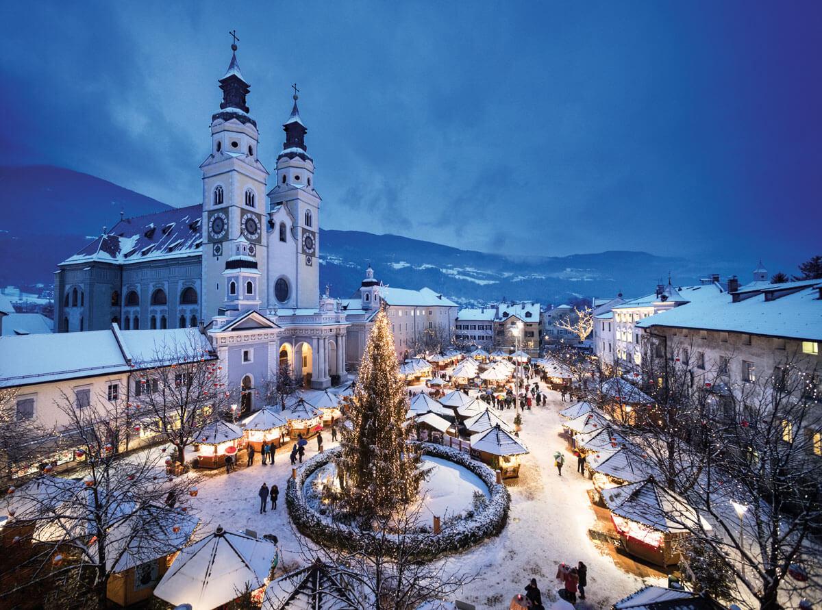 Weihnachten Terenten Weihnachtsmarkt Brixen