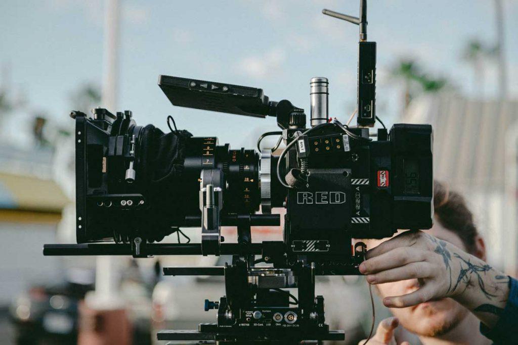 Tagesfahrten Filmkamera