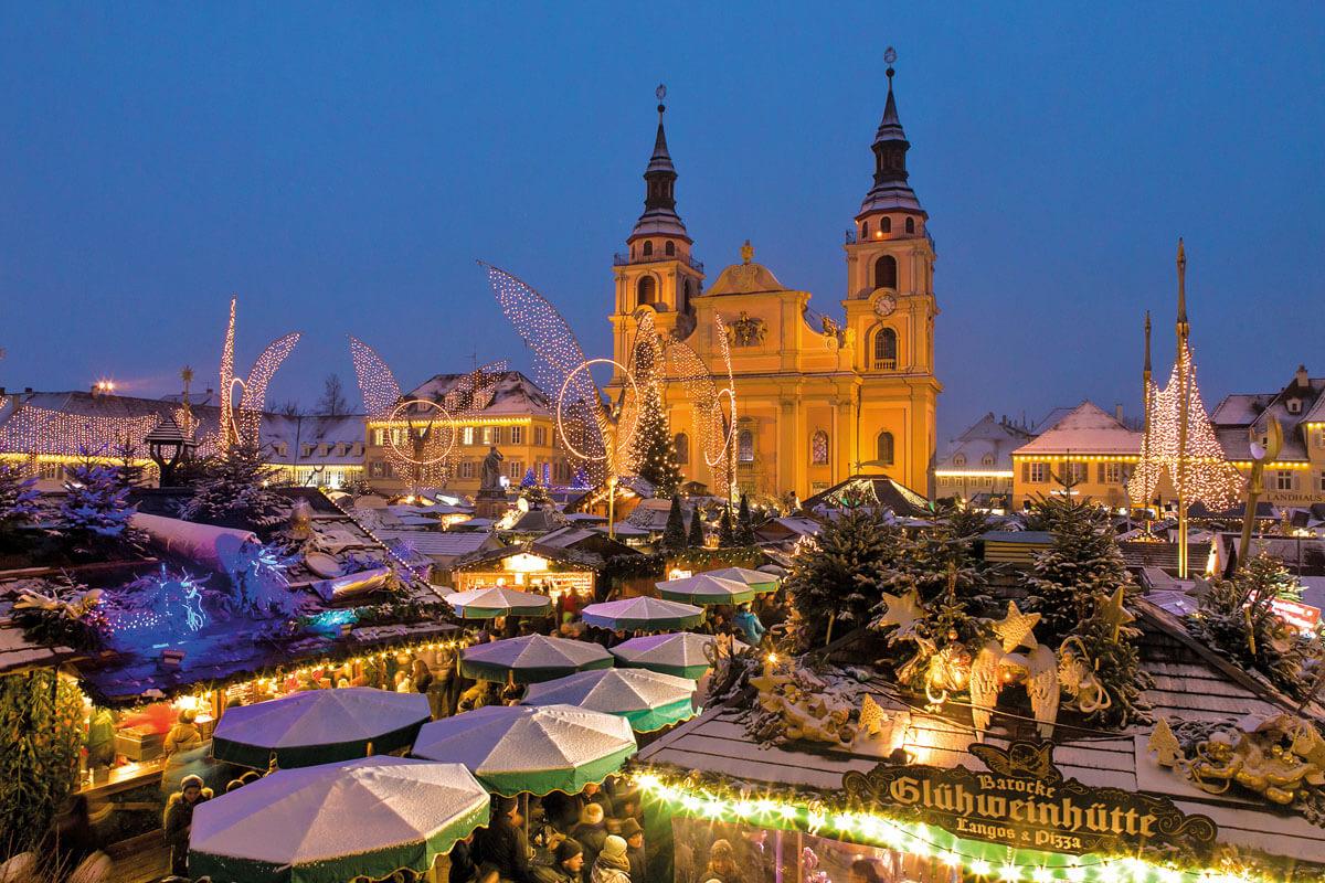 Weihnachtsmaerkte Ludwigsburger Barock Weihnachtsmarkt