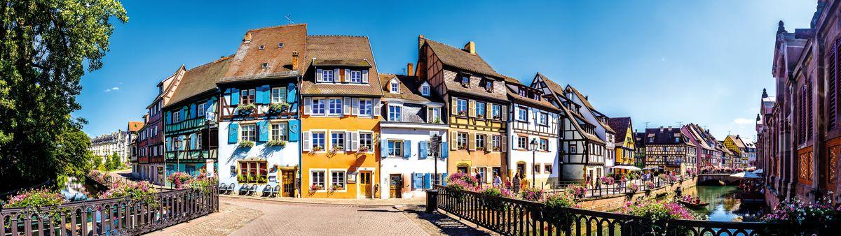 Colmar Altstadt - Tagesfahrten