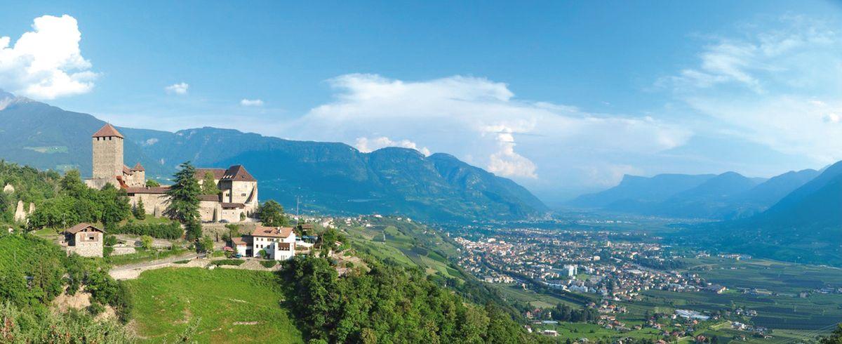 Meran Suedtirol - Ostern in Südtirol