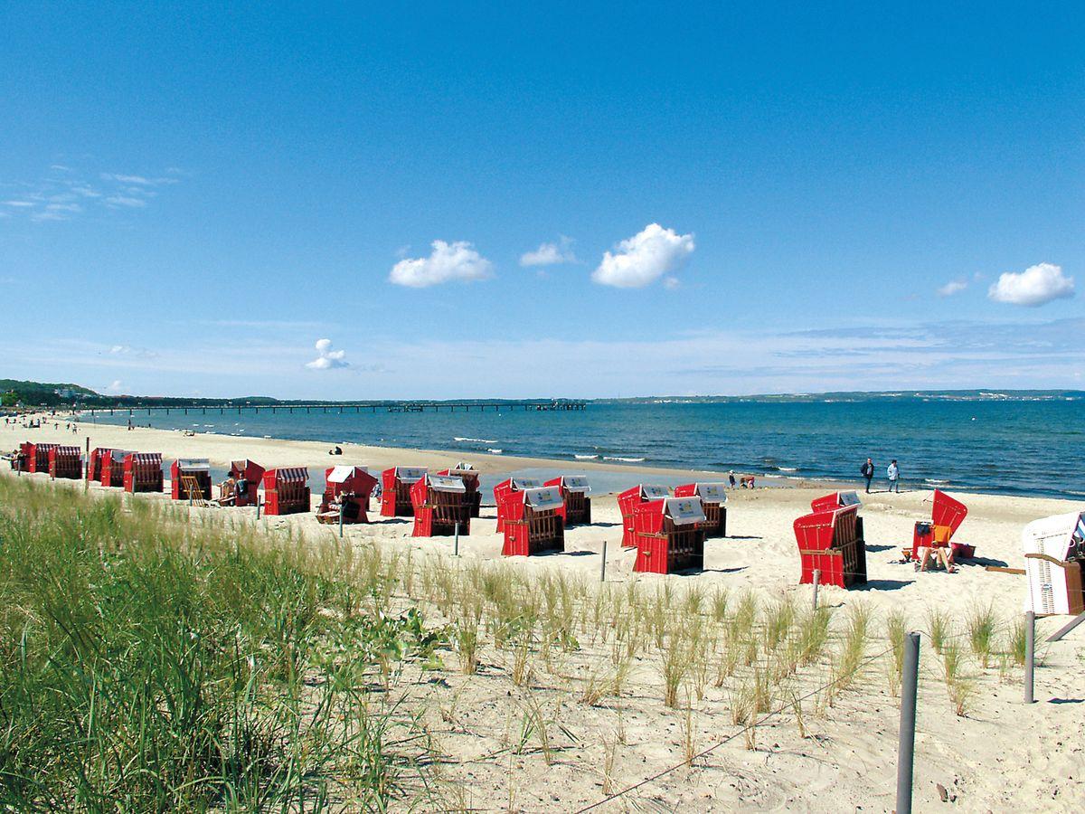 Strandkörbe - Nordfriesland & Wattenmeer