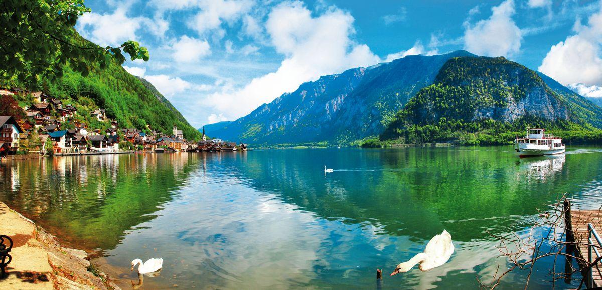 Hallstatter See - Urlaubsregion Steiermark