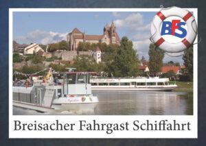 TF Osterschlemmerei und Breisach Schifffahrt