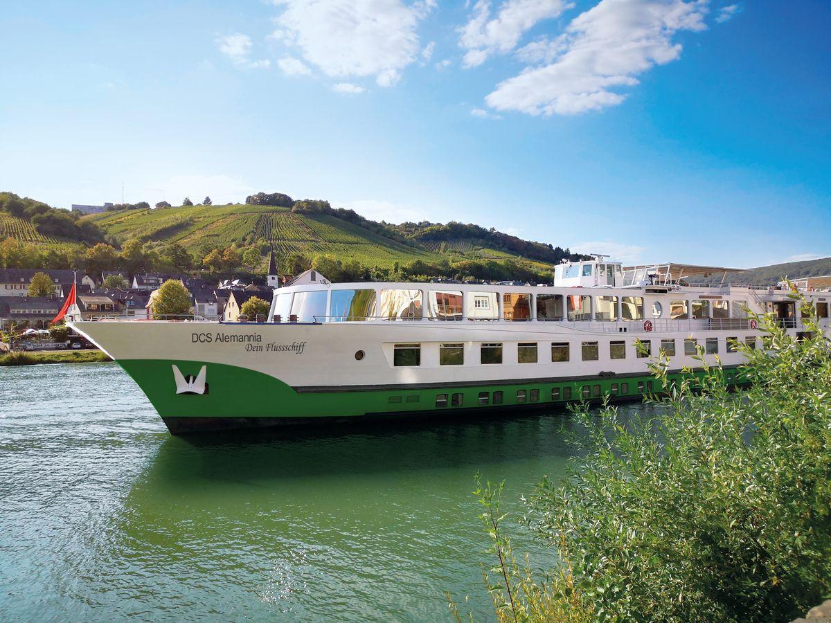 Schiff DCS Alemannia - Hollan & Belgien Kreuzfahrt