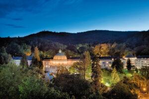 Bad Wildungen Hotel Maritim aussen
